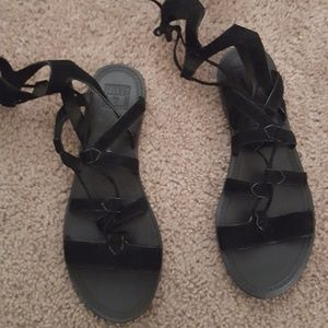 Frye Shoes - Frye Gladiator Sandals